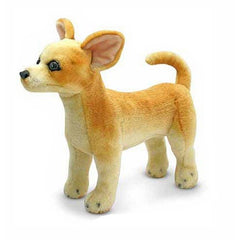 Melissa & Doug Chihuahua Dog Stuffed Animal Toy | Singpet.Com
