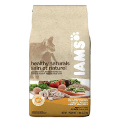 Iam Healthy Naturals Adult Chicken + Barley | Singpet.COM