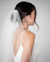 Kimmy One Tier Veil