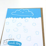 Fluffy Things Card