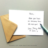 Darling I love you Card
