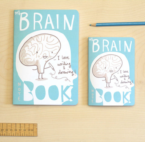 My Brain Notebook