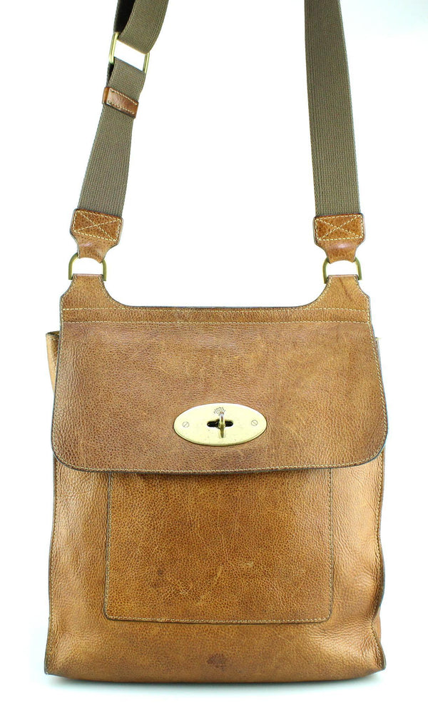 Mulberry Tan Large Antony GH