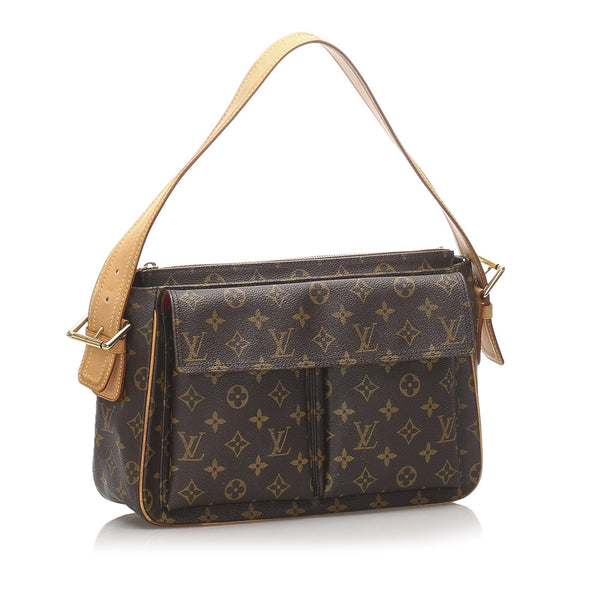 Louis Vuitton Vintage Monogram Viva Cite GM