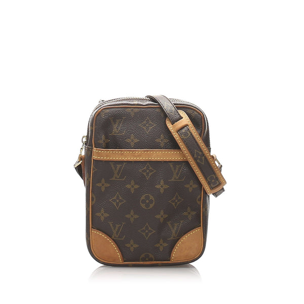 Louis Vuitton Vintage Monogram Danube SL1000 (1)