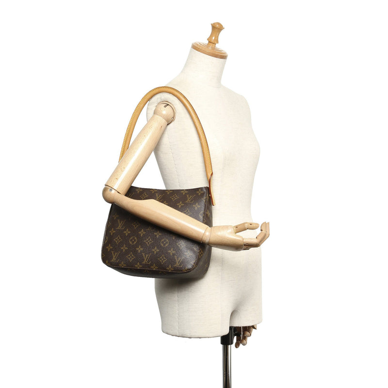 Louis Vuitton Vintage Monogram Looping MM