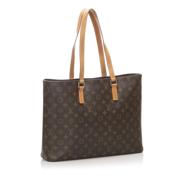 Louis Vuitton Monogram Luco Tote LM0041