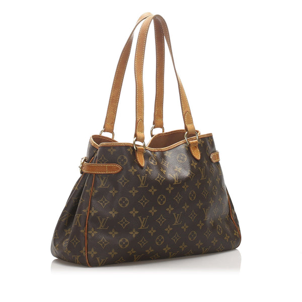 Louis Vuitton Monogram Batignolles Horizontal DU1006