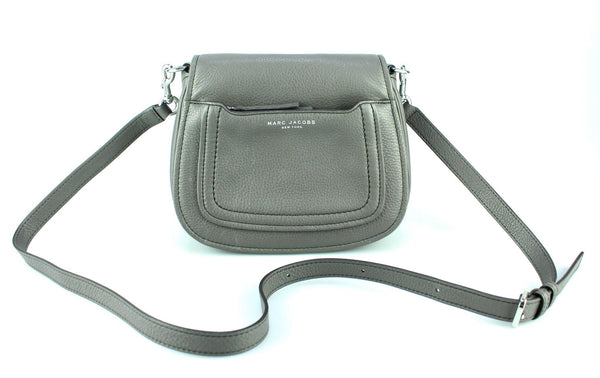 Marc Jacobs Empire City Mini Messenger Gray