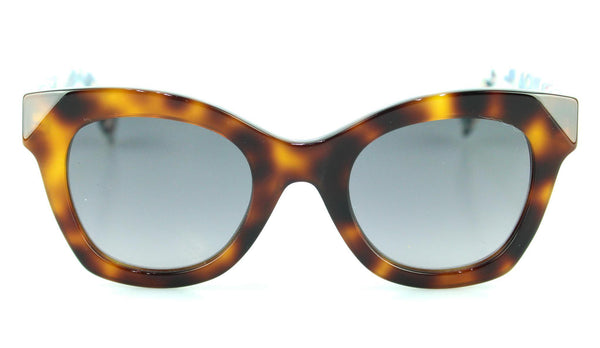 Fendi 0204/S FF Cat Eye Tortoise/Abstract Sunglasses