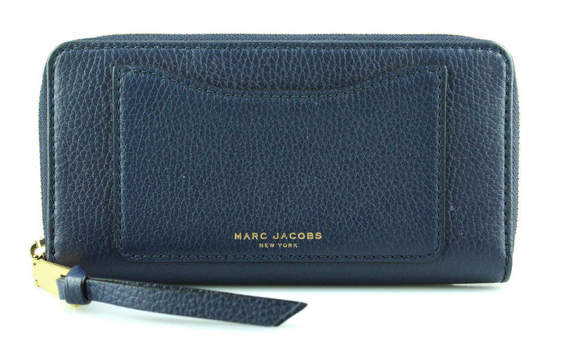 Marc Jacobs Recruit Standard Wallet Navy