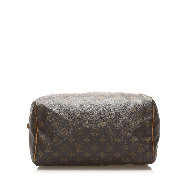 Louis Vuitton Vintage Monogram Speedy 30 TH0042