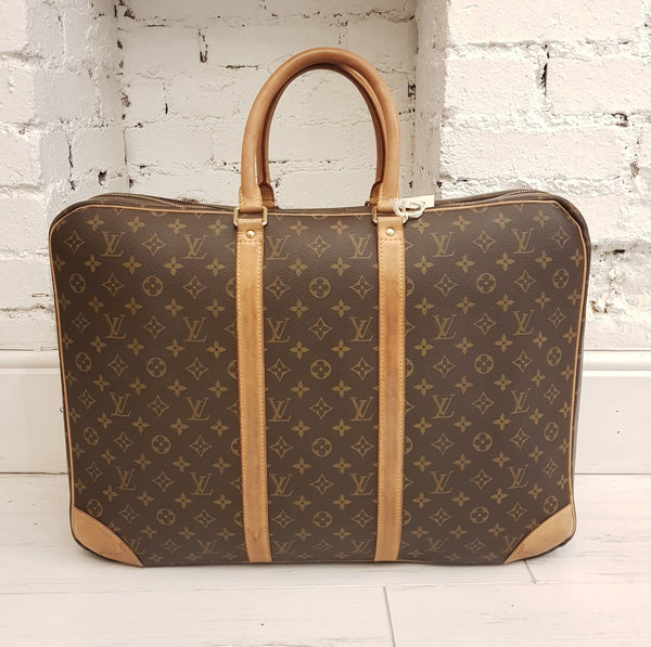 Louis Vuitton Sirius 55 Monogram Suitcase SP0062