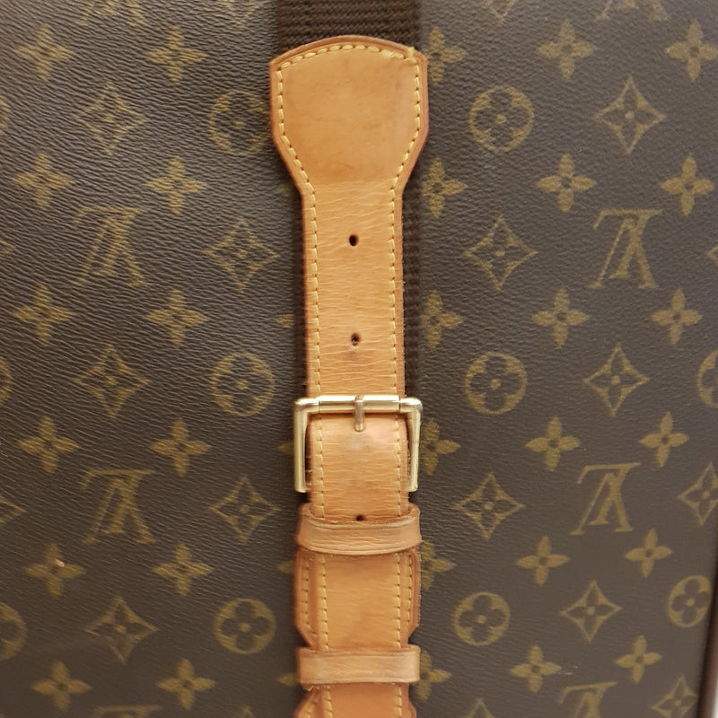 Louis Vuitton Satellite 60 Monogram Vintage Suitcase MB1928