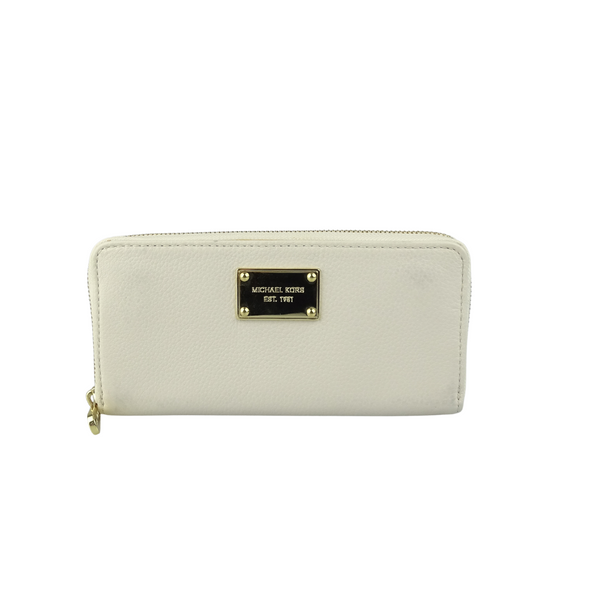 Michael Kors Jet Set Travel Chain Tote Nude