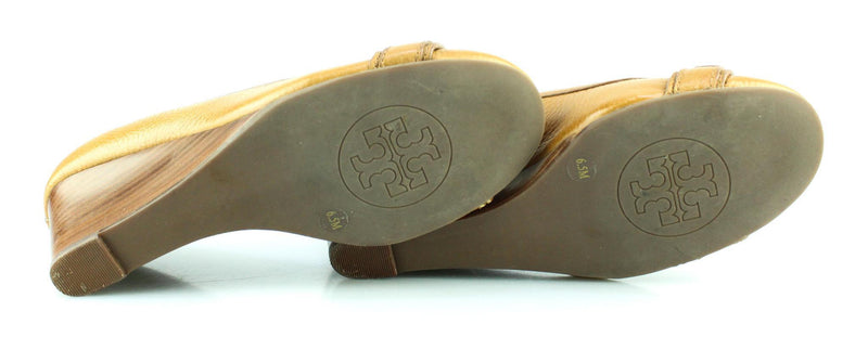 Tory Burch Ambrose Wedge EUR 39.5 UK 6.5