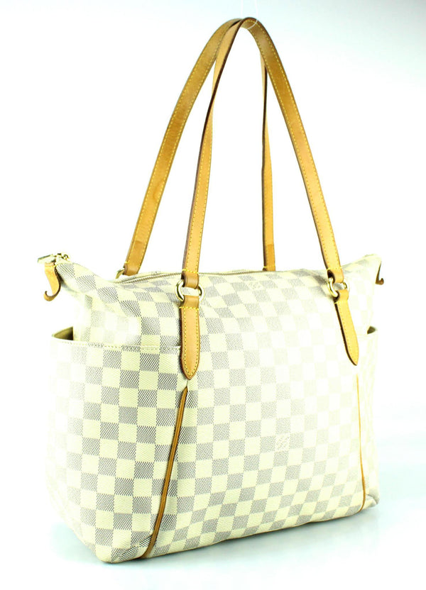 Louis Vuitton Totally MM Damier Azur MB3099