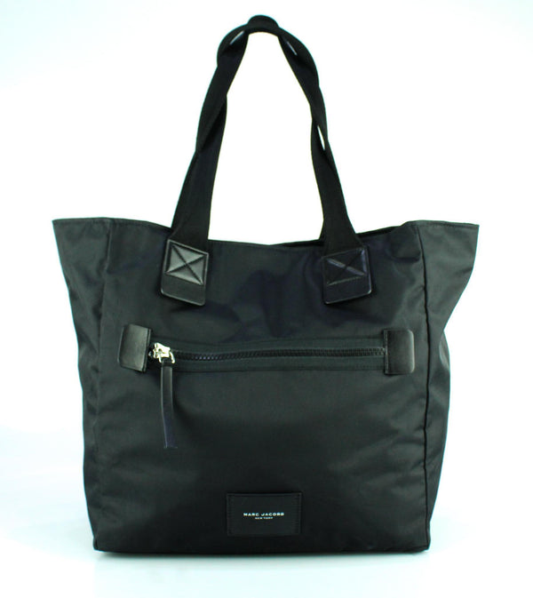 Marc Jacobs Nylon Biker Tote Black