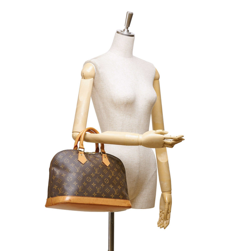 Louis Vuitton Vintage Monogram Alma PM VI0954