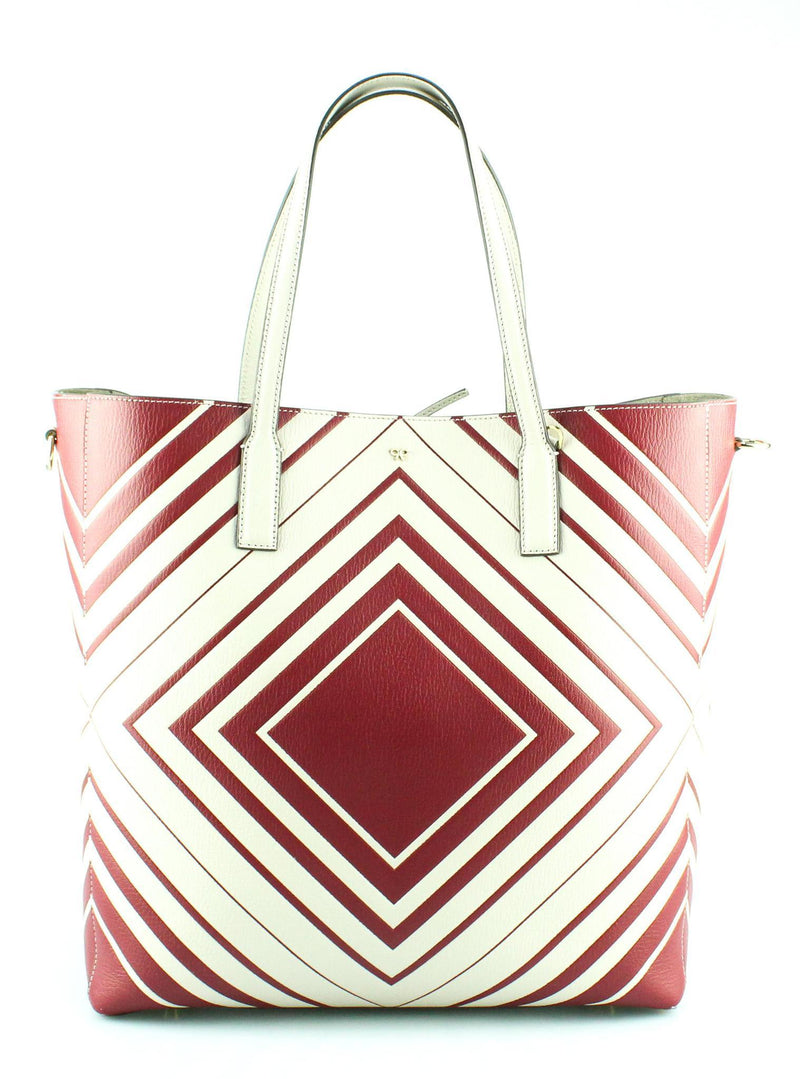 Anya Hindmarch Ebury Featherweight Tote Diamond