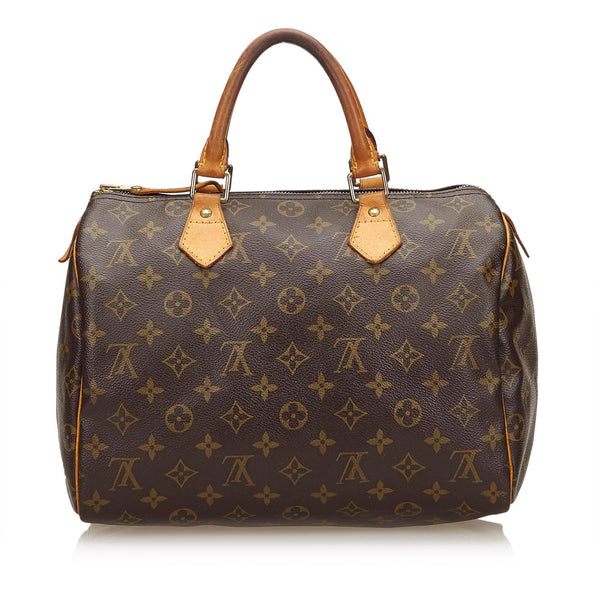 Louis Vuitton Vintage Monogram Speedy 30 VI1902