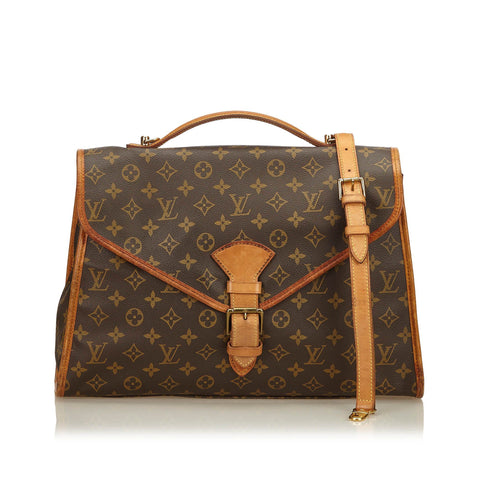 Louis Vuitton Monogram Beverly Briefcase GM SL0912