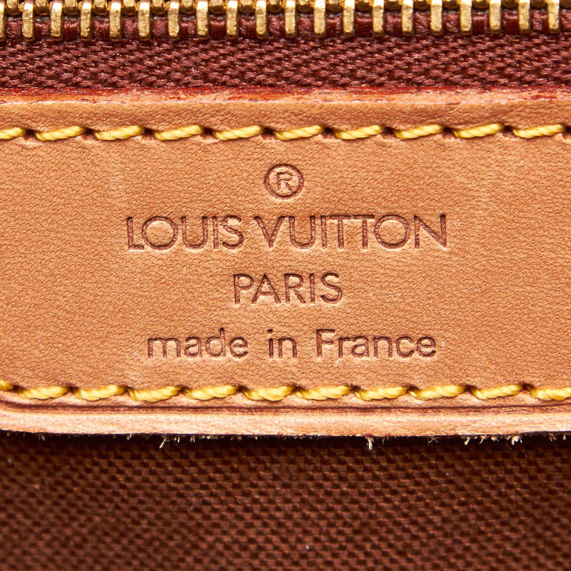 Louis Vuitton Monogram Beverly Briefcase GM MI1924