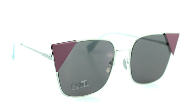 Fendi 0191/S FF Lei Cat Eye Sunglasses