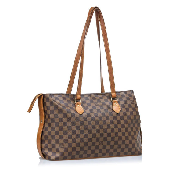 Louis Vuitton Damier Ebene Chelsea Centenaire Bag AS0937