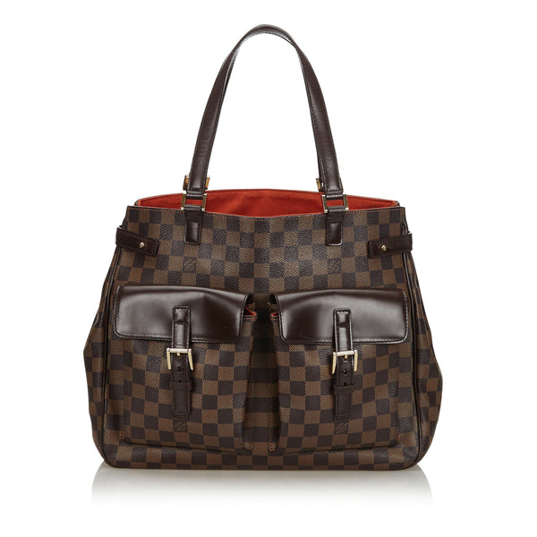 Louis Vuitton Damier Ebene Uzes Tote Bag MB0093