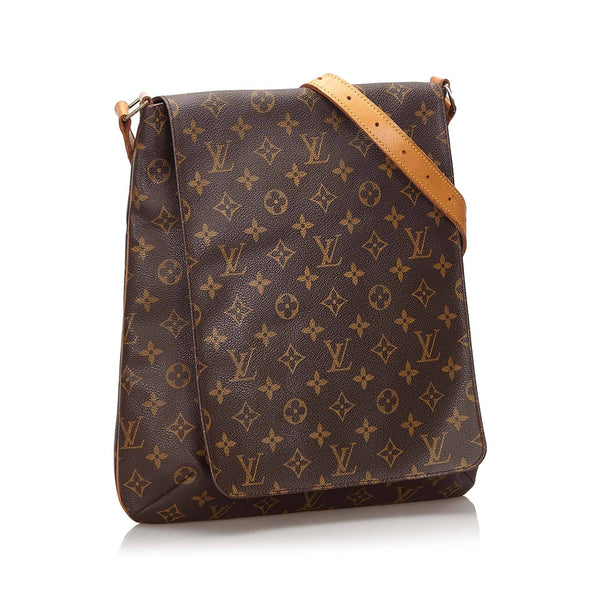 Louis Vuitton Monogram Musette Salsa Long Strap AS1020