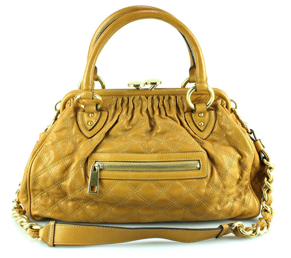 Marc Jacobs Camel Stam Bag GH