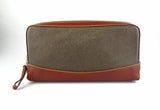 Mulberry Vintage Scotchgrain Washbag