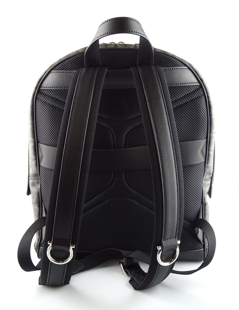 Salvatore Ferragamo Gancini Tech Backpack