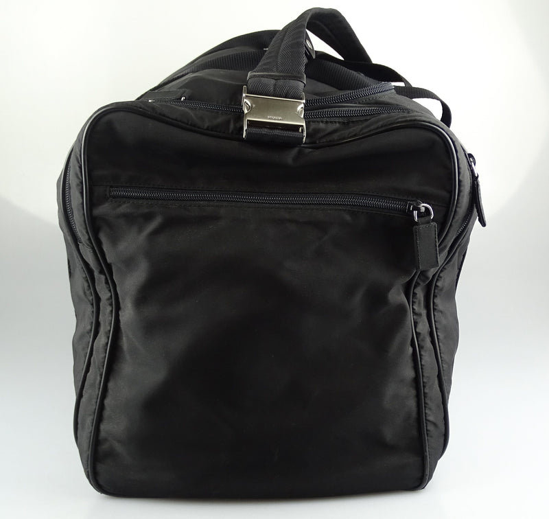 Prada Nylon Duffle/Travel Bag