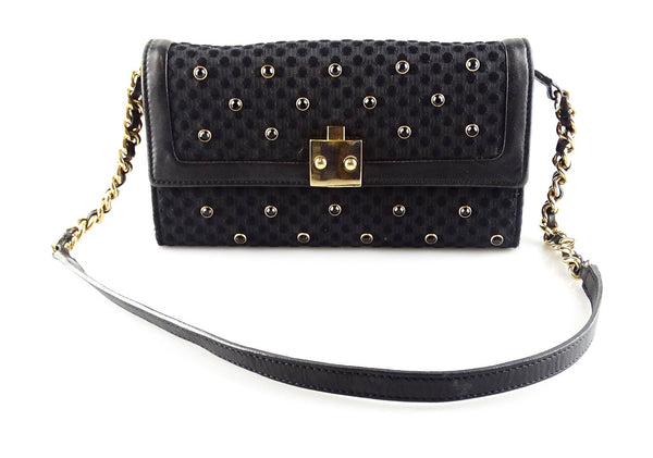 Marc Jacobs Embellished Wallet On Strap