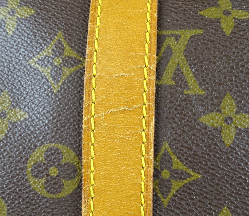 Louis Vuitton Vintage Monogram Keepall 50 MB851