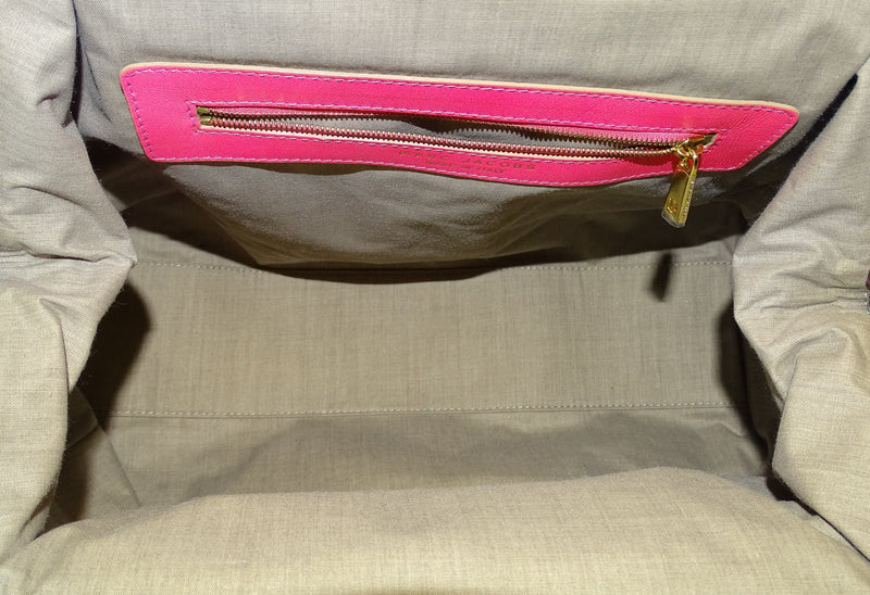 Marc Jacobs Large Stam Hot Pink