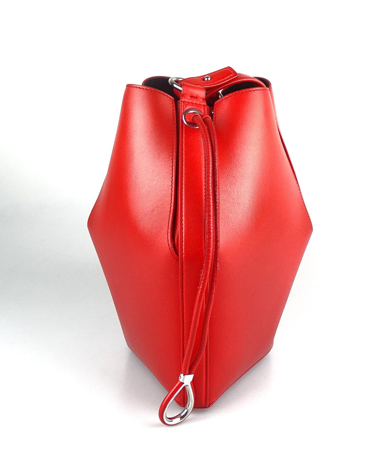 Alexander McQueen Leather The Bucket Bag