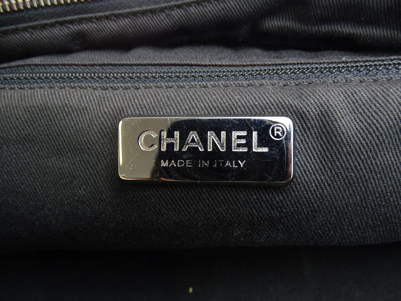 Chanel Vintage Matelasse Lambskin Leather Shoulder Bag 2005/06