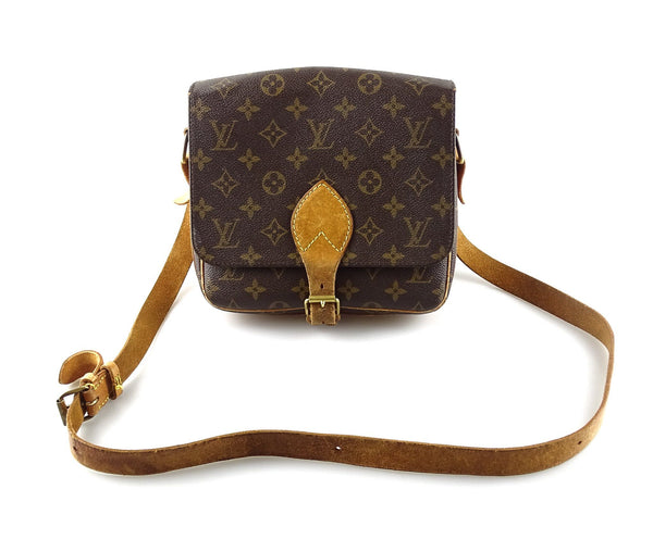 Louis Vuitton Vintage Cartouchiere PM 862SL