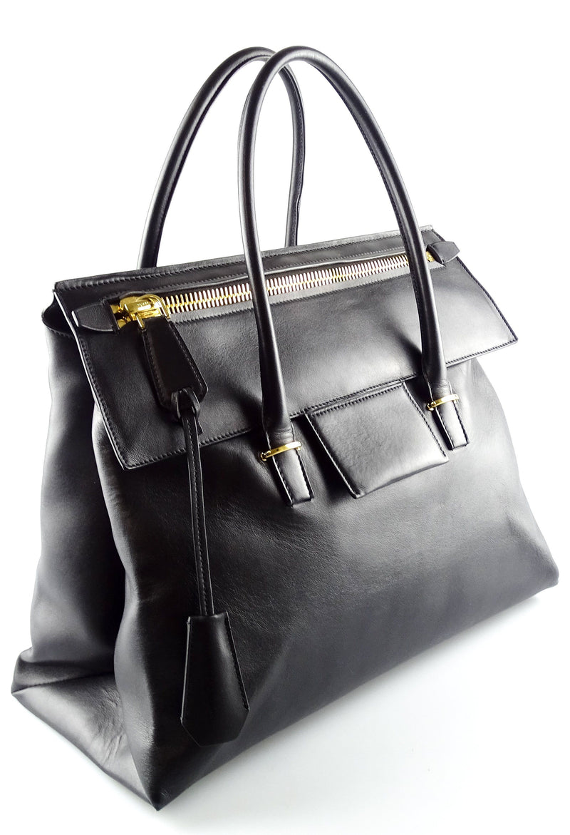 Tom Ford The Icon Large Tote Black