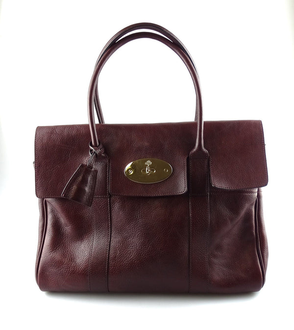 Mulberry Classic  NVT Bayswater Oxblood