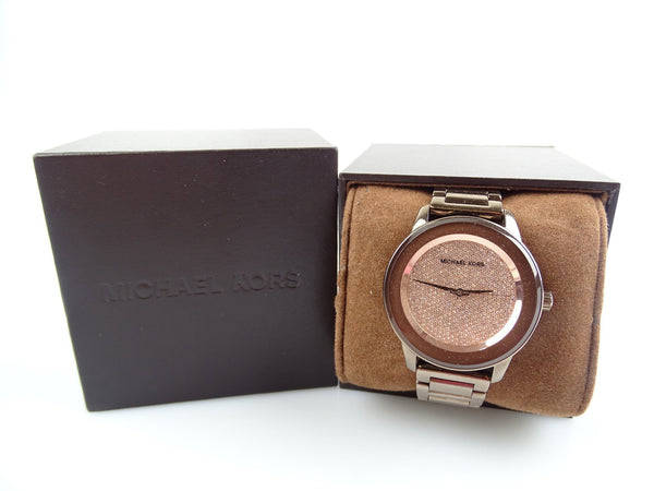 Michael Kors Kinley Watch Rose Gold