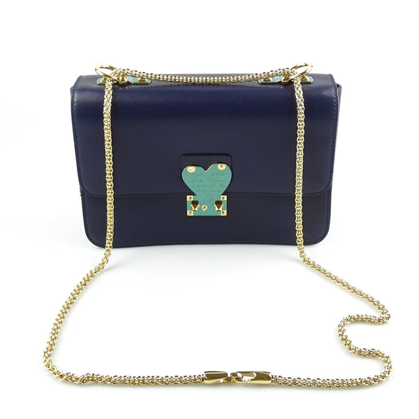 Valentino Garavani Marine L'Amour Collection Shoulder Bag RRP €1750