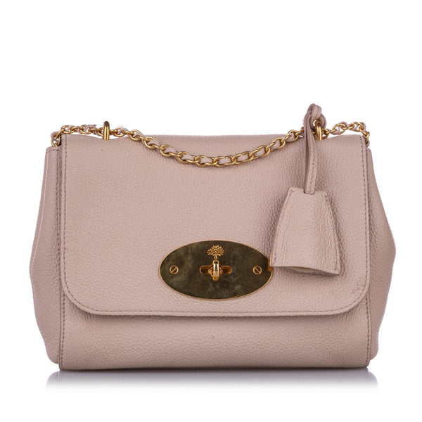 Small Lily Leather Crossbody Bag Image #1