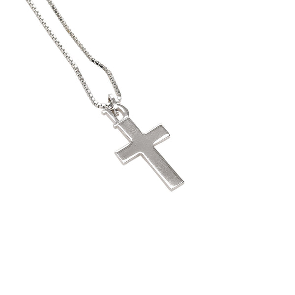 Cross Pendant Necklace Image# 2