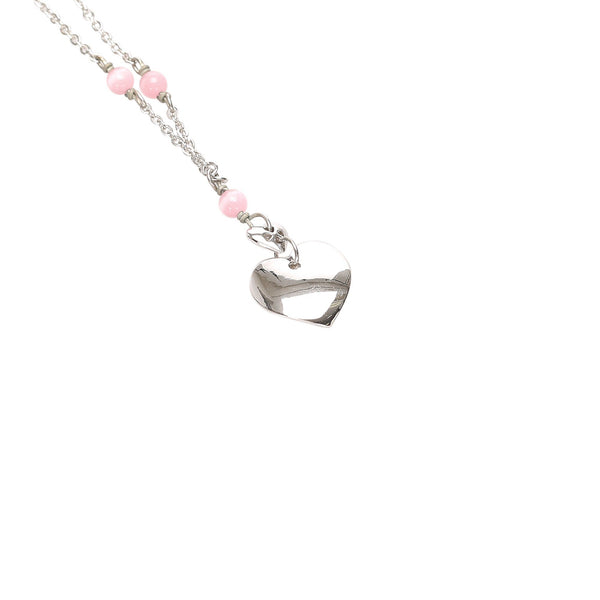 Heart Pendant Necklace Image# 2
