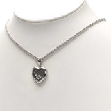 Heart Stone Pendant Necklace Image# 5