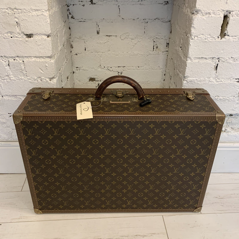 Louis Vuitton Vintage Alzer 65 Travel Case Monogram RRP €5900